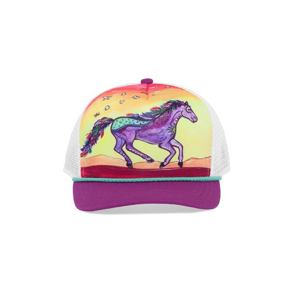 Sunday Afternoons - Kids Artist Series Cooling Trucker Cap - Kappe mit Tiermotiven