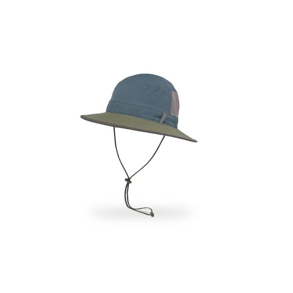 Sunday Afternoons - Brushline Bucket Hat - Herrenhut mit Kinnriemen