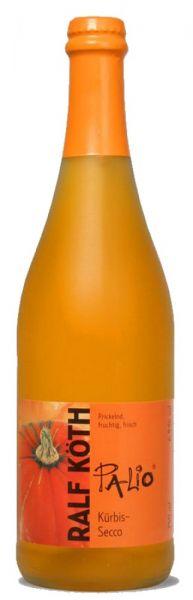 Palio - Kürbis Secco 0,75l - Fruchtiger Perlwein - Prämiert aus Deutschland