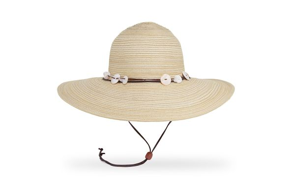 Sunday Afternoons - Caribbean Hat - Damensonnenhut mit dekorativem Hutband