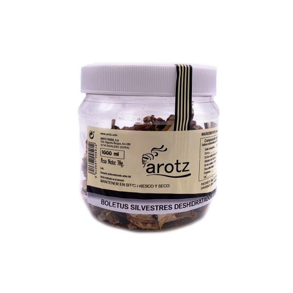getrocknete, wilde Steinpilze- getrocknete Speisepilze der Spitzenklasse aus Spanien- Scheiben- 70 g