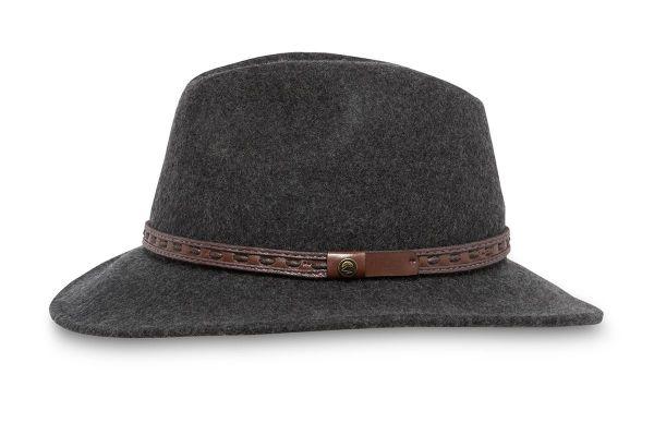 Sunday Afternoons - Rambler Hat - Unsiex Wollhut mit dekorativem Hutband