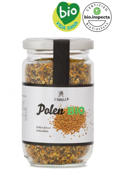 BIO Blütenpollen aus Spanien - beste Qualität - reines Naturprodukt - vom Imker - Superfood- 200 g