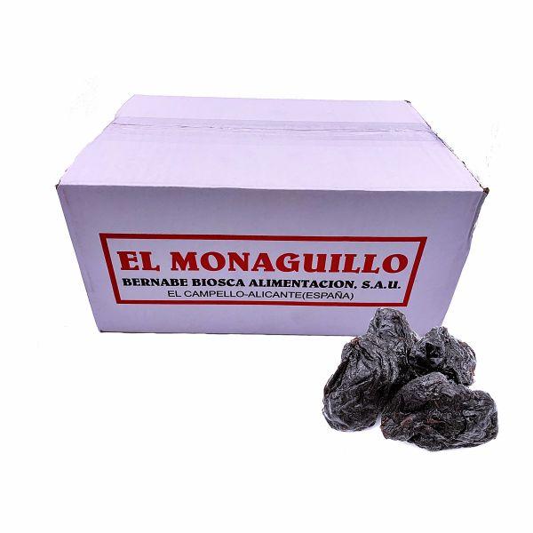 Getrocknete Pflaumen - entsteint - natürliche Premium Qualität - glutenfrei - ungeschwefelt - 5 kg