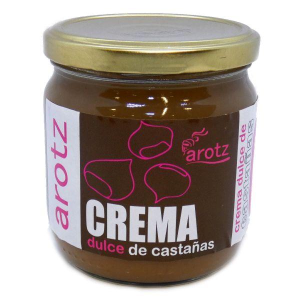 Maronencreme - Kastaniencreme - aus Spanien - Clement Faugier - Crème de Marrons - 435 g Glas