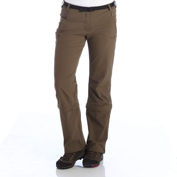 Regatta - Damen Wanderhose - 4 Wege Stretch mit Zipp Off Funktion als Trekkinghose & Outdoorhose