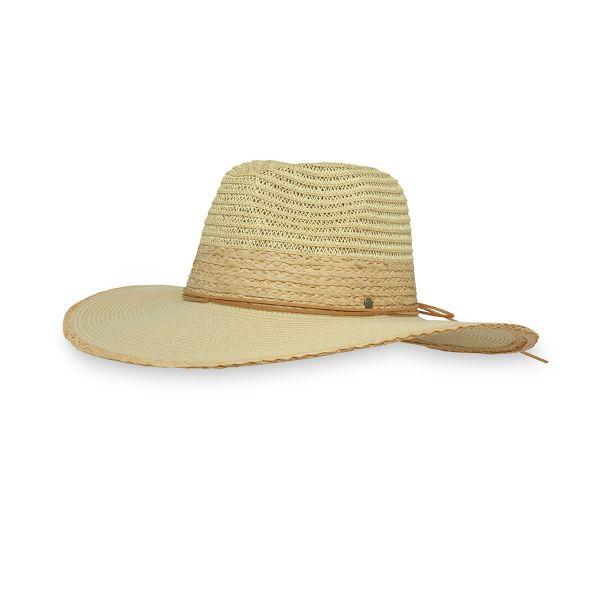 Sunday - Valencia Hat - Damen Sonnenhut mit hübschem Hutband