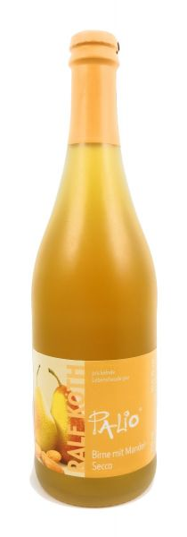 Palio - Birne mit Mandel Secco 0,75l - Fruchtiger Perlwein - Prämiert aus Deutschland