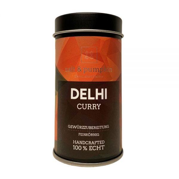 salt & pumpkin DELHI 50g, für das Curry mit Charakter