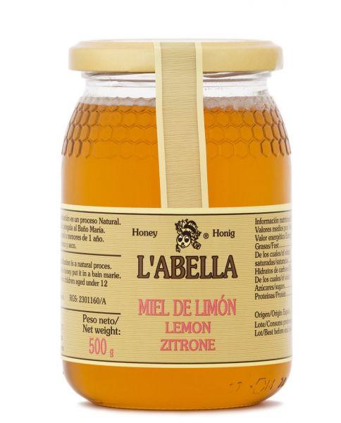 Zitronenblütenhonig aus Spanien - Zitronenhonig - Premium Qualität - Naturprodukt - kaltgeschleudert