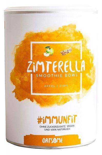 Oatsome - Zimterella - Smoothie Bowl - Nährstoff Frühstück mit 100% Natürlichen Zutaten & ohne Zusa