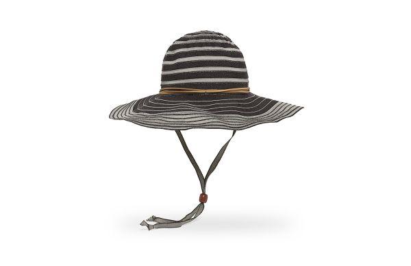 Sunday Afternoons - Lanai Hat - Damensonnenhut mit Krempe und dekorativem Hutband