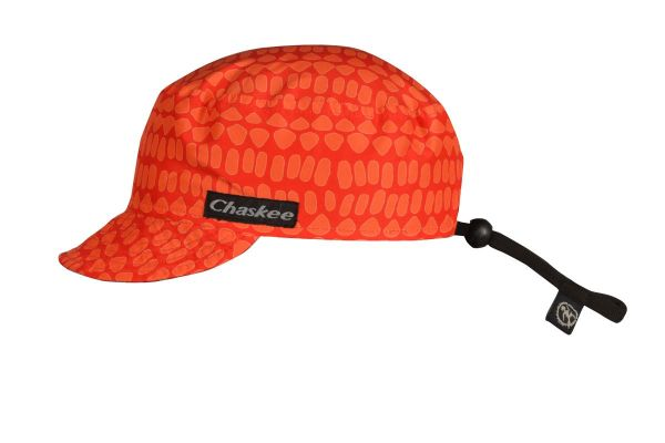 CHASKEE - Junior Rev. Cap textile visor Mangrove