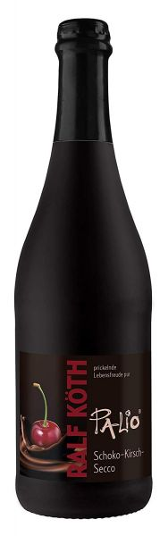 Palio - Schoko Kirsch Secco 0,75l - Fruchtiger Perlwein
