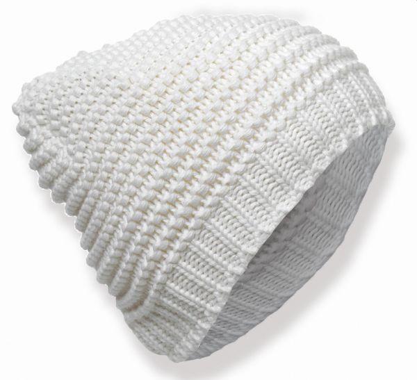 MATT - Thick Knit Beanie - Unisex Mütze für den Winter