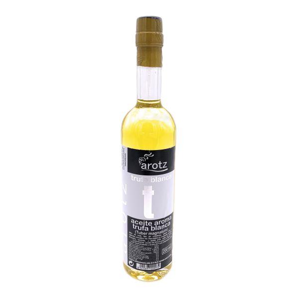 Trüffelöl der Spitzenklasse aus Spanien - Extra natives Olivenöl mit weißem Trüffel und Trüffelaroma