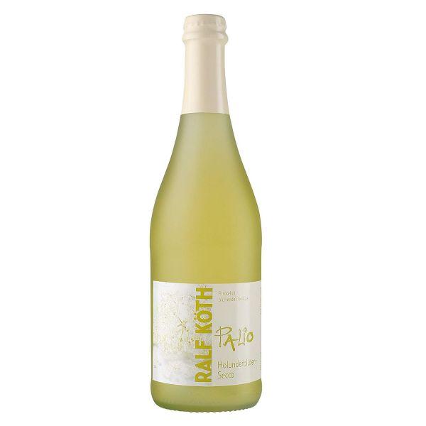 Palio - Holunderblüte Secco 0,75l - Fruchtiger Perlwein - Prämiert aus Deutschland