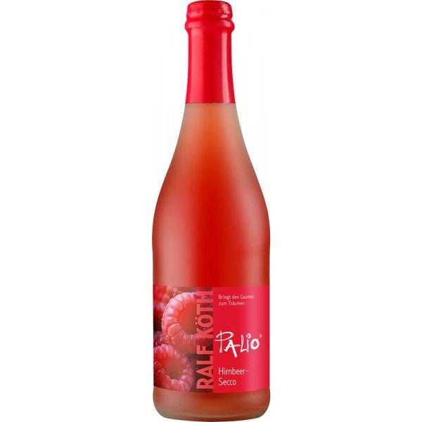 Palio - Himbeer Secco 0,75l - Fruchtiger Perlwein - Prämiert aus Deutschland