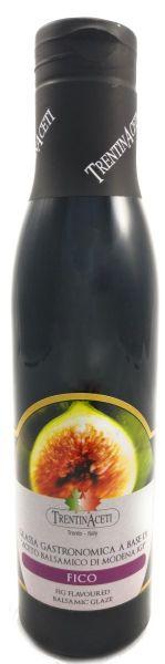 Feigen Balsamico - Balsamico Creme mit Aroma aus Italien - 300 ml - Aceto Balsamico Di Modena IGP