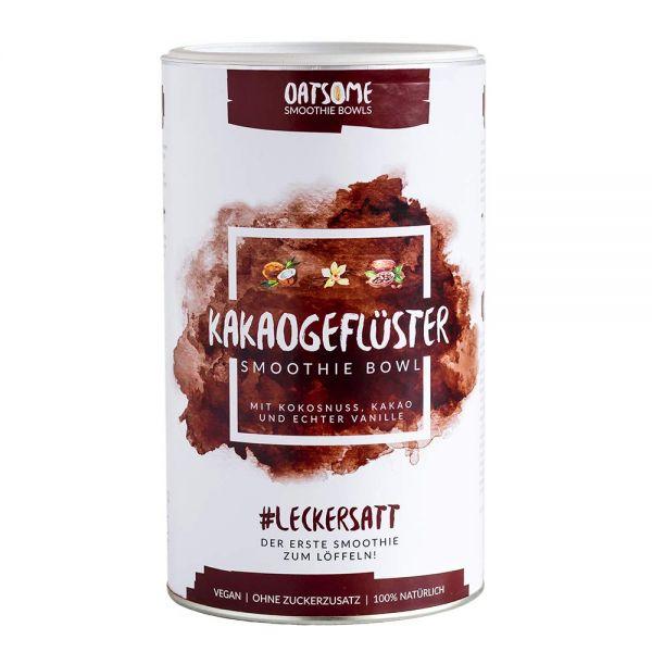 Oatsome - Kakaogeflüster - Smoothie Bowl - Nährstoff Frühstück mit 100% natürlichen Zutaten & ohne Z