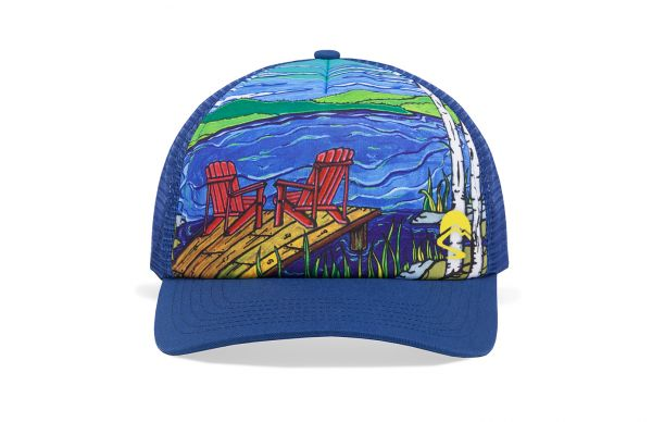 Sunday Afternoons - Artist Series Trucker Cap - Kappe in Limitierter Farbe