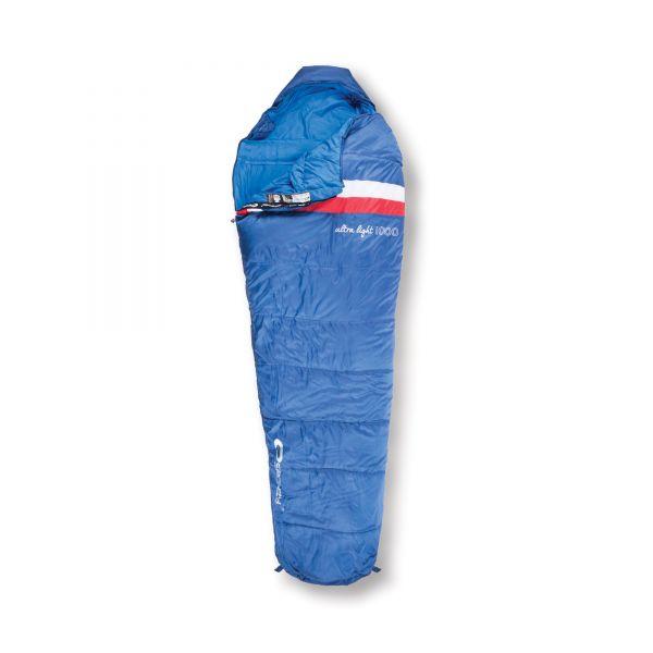 Spokey - 1 KG Leichter Schlafsack - Frühling/Sommer Temperaturen in Mumienform - 230 cm x 85 cm