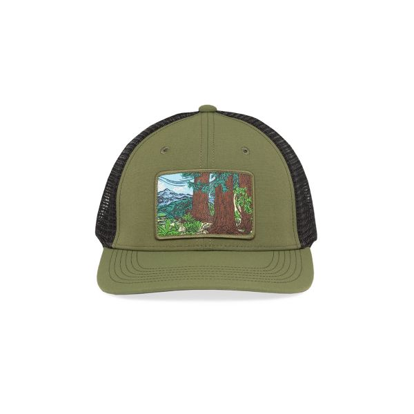 Sunday Afternoons - Artist Series Patch Trucker Cap - Kappe in Limitierter Farbe