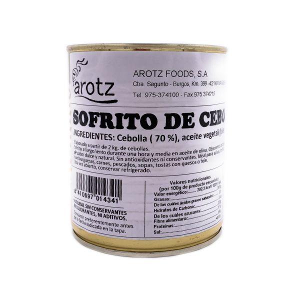 Röstzwiebeln -frittierte Zwiebeln aus Spanien- in Oliven- und Sonnenblumenöl geröstet - 540 g Inhalt