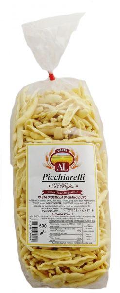 Frische Picchiarelli Nudeln aus Italien 500g – trafila in bronzo