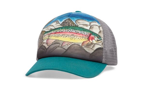 Sunday Afternoons - Kids Artist Trucker Cap - Kappe mit Naturmotiven