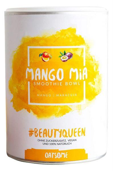 Oatsome - Mango Mia - Smoothie Bowl - Nährstoff Frühstück mit 100% natürlichen Zutaten & ohne Zusatz