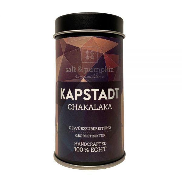 salt & pumpkin KAPTSTADT 43g, für das CHAKALAKA in Geschmack
