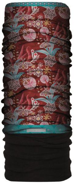 MATT - Catalina Estrada - Polar Scarf Flower - Unisex Schal - Tuch für den Winter