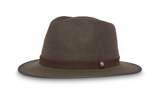 Sunday Afternoons - Jasper Hat - Unisex Wollhut mit dekorativem Hutband