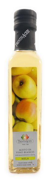 Apfelessig - Weißweinessig mit Aroma - Apfel Essig aus Italien - TrentinAcetia - 250 ml