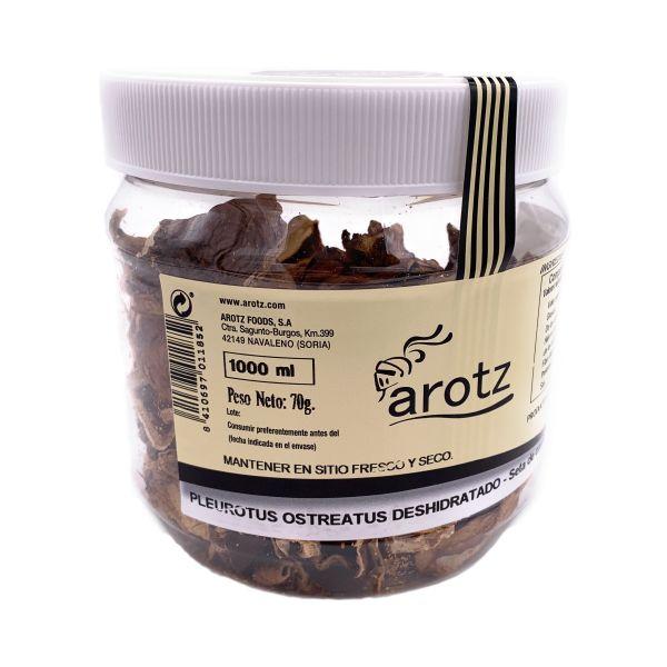 getrocknete Austern-Seitling Pilze - Speisepilze der Spitzenklasse aus Spanien - in Scheiben - 70 g