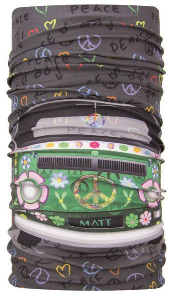 MATT - Scarf Picture - Unisex Tuch, Schal mit Aufdruck