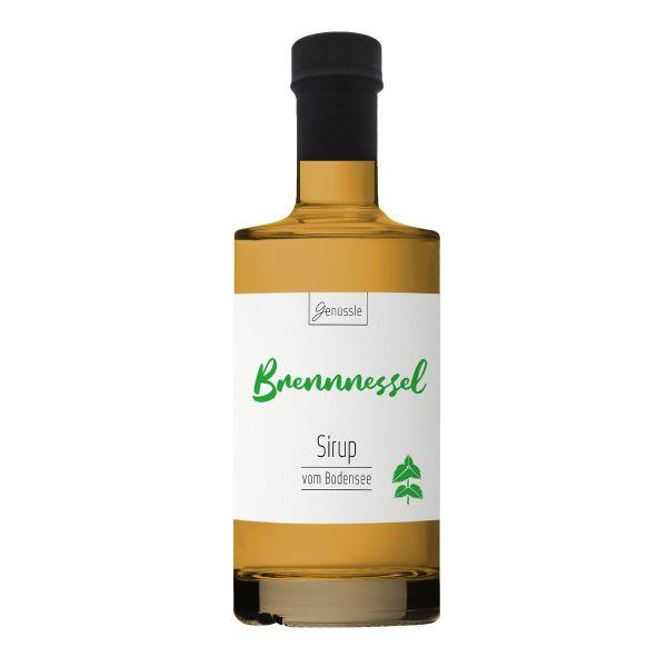 Brennnessel Sirup - Genüssle Brennessel Sirup vom Bodensee