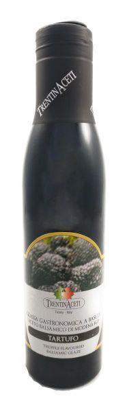 Trüffel Balsamico - Balsamico Creme mit Aroma aus Italien - 300 ml - Aceto Balsamico Di Modena IGP