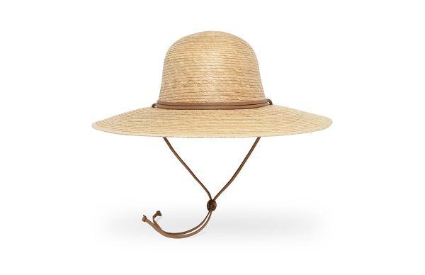 Sunday Afternoons - Tradewinds Hat - Sonnenhut aus Palme mit Krempe