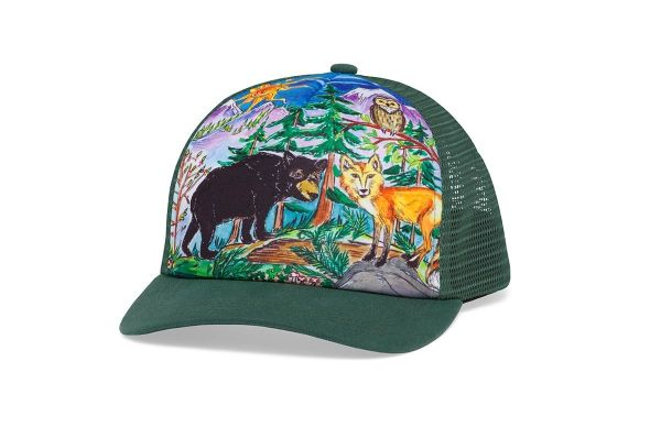 Sunday Afternoons - Kids Artist Series Trucker Cap - Kappe mit Naturmotiven