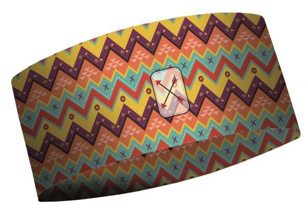 MATT - Kids Coolmax Headband Winter - Kinder Stirnband mit tollen Mustern