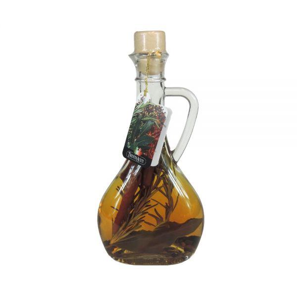 Kräuteressig - Weißweinessig mit Aroma - Kräuter Essig aus Italien - TrentinAcetia - 250 ml