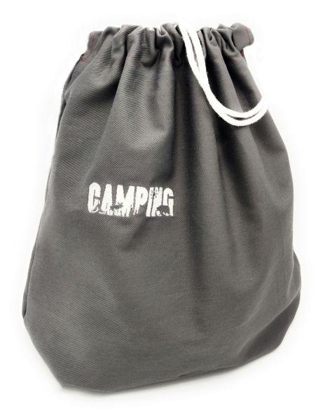 CAMPING - Staubbeutel für Lederhandtaschen, Schuhe, und Accessoires, Kordelzug