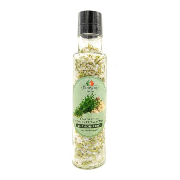 Italienische Gewürzmischung - Rosmarinsalz - Rosmaringewürz - Salz mit Rosmarin - Sale e Rosmarino -